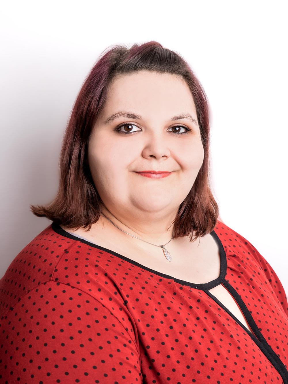 Stephanie Koch - Vertriebsdisponentin